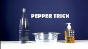 Пет страхотни трика с вода