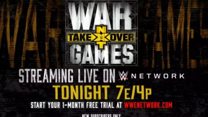 Battle lines are drawn tonight at NXT TakeOver: WarGames II