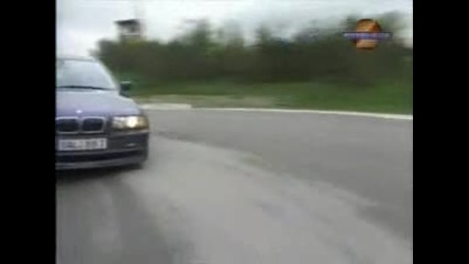 Bmw m3 Vs alpina 3.3 Vs hartge 5