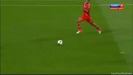 Euro 2012: Русия 4 - 1 Чехия