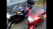 Хонда cbr 1100 xx super blackbird