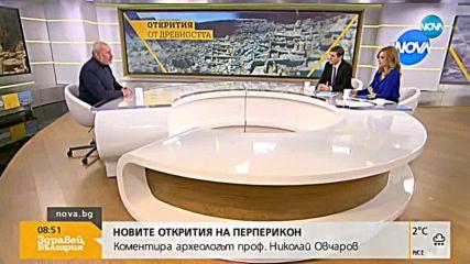 Николай Овчаров: Банов не бива да подава оставка
