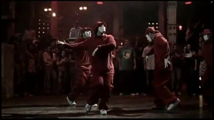 Jabbawockeez - Step Up 2