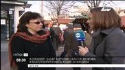 Коледен базар се включи в благотворителната акция за Калояна