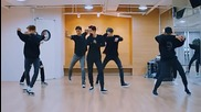 Monsta X Hero mirrored Dance Practice