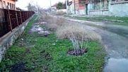 Шахти без капак в село Малево,Хасковско