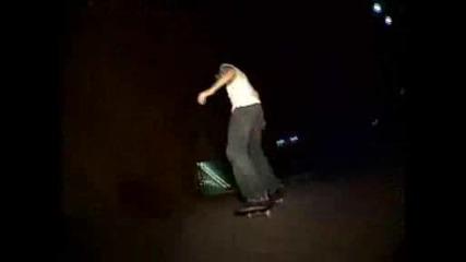 Steve Berra In Dvs Skate More