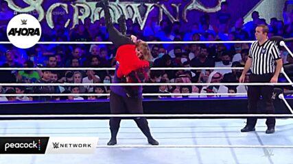 Becky Lynch, Edge, Rollins y más llegan a Raw: WWE Ahora, Oct 25, 2021