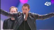 На живо!!! Nick Jonas - Jealous ( Summertime Ball 2015)