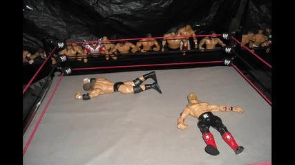Pwn - Dx срещу Rated - R - Promo Wrestlemania 1 (wwe Igra4ki)