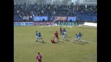 Opasnost Spartak - Cska