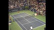 L.a. Tennis Open 2009 : Сампрас - Сафин (демонстративен) | Тайбрек 3ти сет