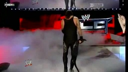 Wwe T L C Batista vs. The Undertaker Part 2 ( Chair Match)