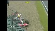 Hamilton - incidenti