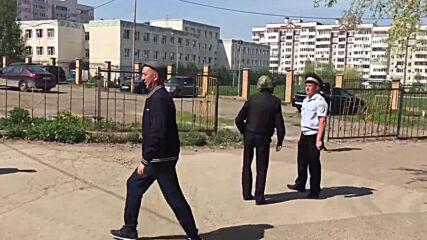 Russia: At least 9 killed in Kazan school shooting