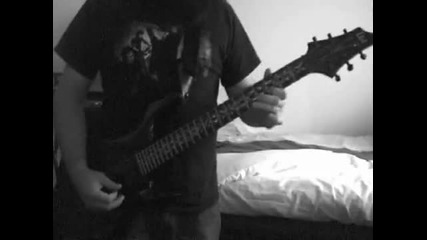 Inferno (in C) - The Crow solo