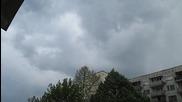 гръм буря ботевград /28.4.2015/