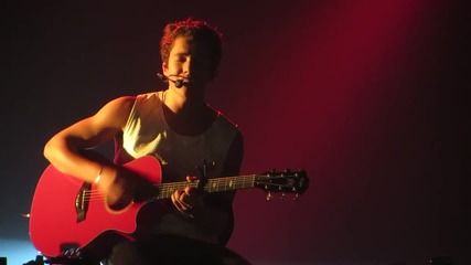 Austin Mahone - Shadow-all I Ever Need (live In Le Bataclan)