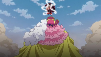 [ Bg Subs ] One Piece - 841