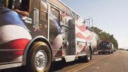 USA: 'Patriot Tour' departs Phoenix heading to Washington DC