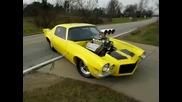 1971 Камаро - страхотна кола