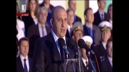 Речта на кмета на Панагюрище Никола Белишки,която взриви България