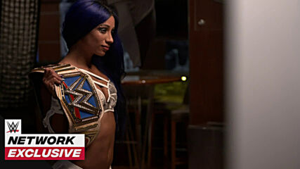 Sasha Banks savors first moments with SmackDown Women's Title: WWE Network Exclusive, Oct. 25, 2020