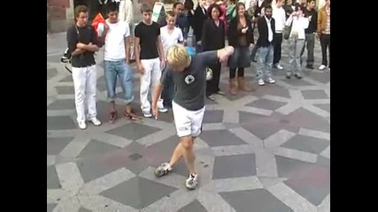 хек - freestyle mini ball ;d