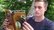 17-годишно момче издава книги за българската история