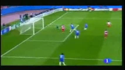 Atletico Madrid vs Chelsea (2 - 2)