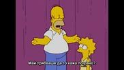 The Simpsons - s18e12 + Субтитри