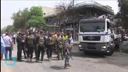 Two Rockets Fired On Heavily Fortified Green Zone In Baghdad