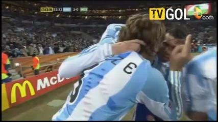 Argentina Mexico 3:1