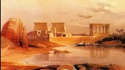 Дейвид Робъртс - картини от Древен Египет
