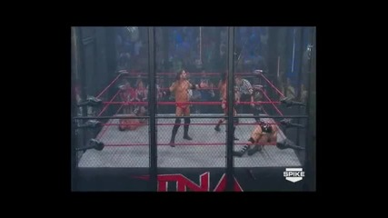 Beer Money vs. Rob Terry & Murphy - Tna Impact 21.04.11