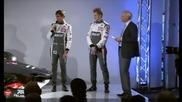 Представянето на Sauber C32 2013 г. [hd]