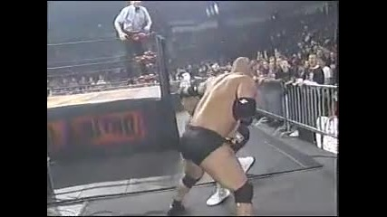 W C W Nitro - Bill Goldberg vs Scott Flash Norton