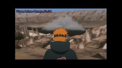 Ultimate - Ninja - Amv - Naruto - vs - Pain - Final - Battle - Kyubi - with - 6 - tails