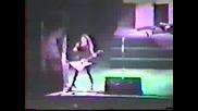 Jason Newsted Пада На Сцената