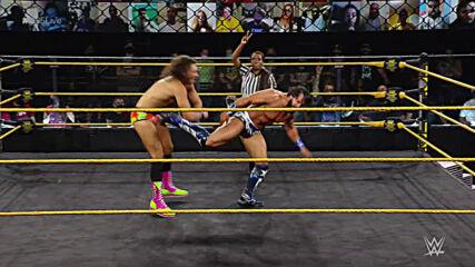 August Grey vs. Tony Nese: WWE 205, April 16, 2021