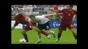 Wayne Rooney Vs Cris Ronaldo