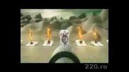 Анимация - Военните са изроди