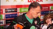 Тони Здравков: Накарахме ЦСКА да трепери