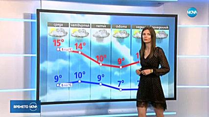 Прогноза за времето (20.11.2019 - обедна емисия)
