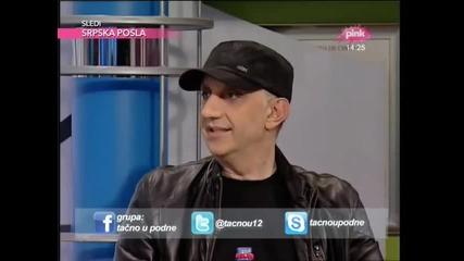 Ivana Selakov - Intervju - Tacno u podne 1 deo - (Tv Pink 2013)