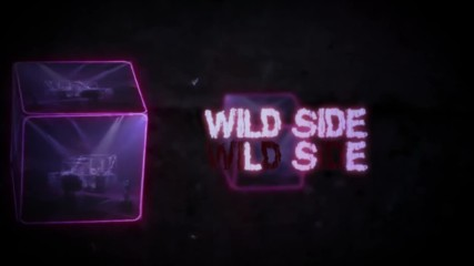 Motley Crue - Wild Side ( Official Lyric Video 2017)