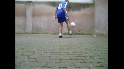 Franckinho Freestyle Football