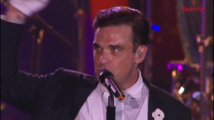 Robbie Williams - Feel (live on Rock In Rio 2014)