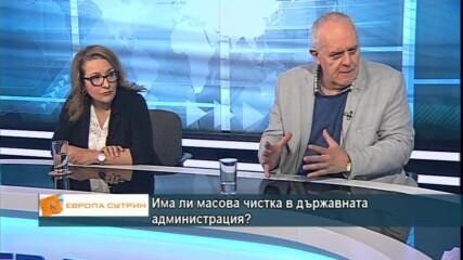 проф. Антоанета Христова и Андрей Райчев прогнозираха още по-шарен парламент