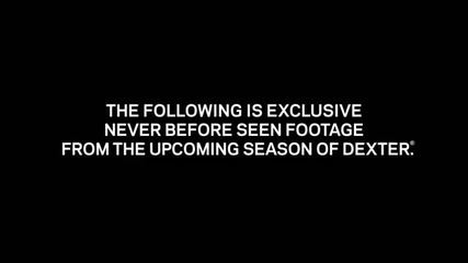 Dexter Season 7 Sneak Peek